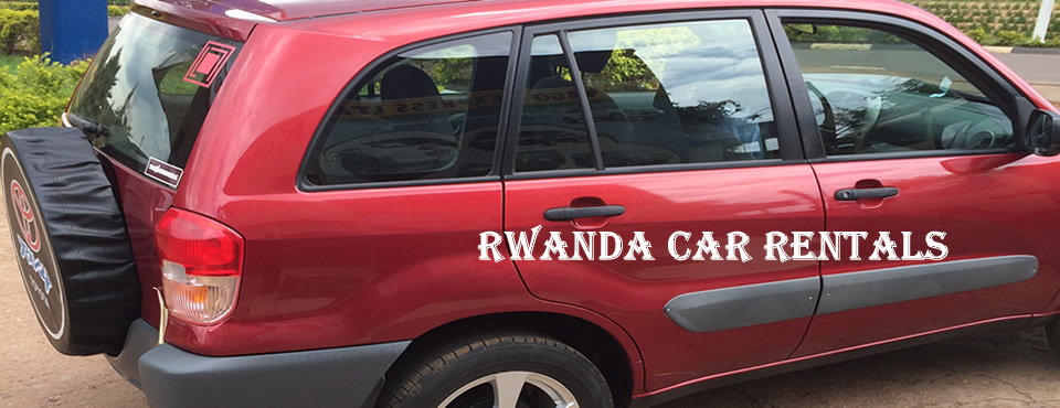 Discounted Cars for Hire in Rwanda